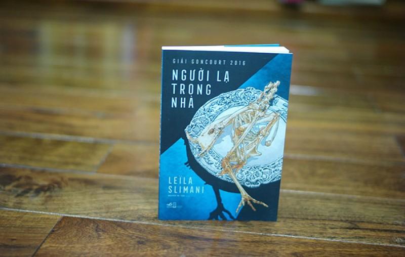 """Ra mắt """"Người lạ trong nhà"""" - Goncourt 2016"""