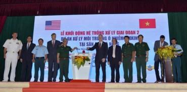 Việt Nam và Hoa Kỳ khởi động xử lý nhiệt giai đoạn cuối cùng tại Đà Nẵng