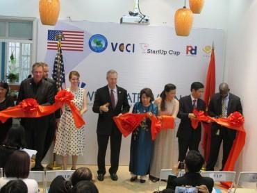 Khởi động trung tâm khởi nghiệp dành cho phụ nữ đầu tiên ở Việt Nam