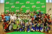 Đội Ngôi sao Hà Nội và Nghĩa Tân đoạt giải nhất