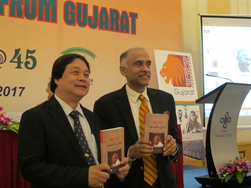 """Hội thảo về M.K Gandhi - """"Linh hồn vĩ đại"""" của người dân Ấn Độ"""