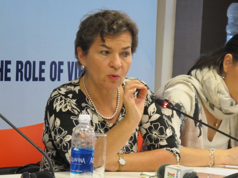 """Gặp gỡ """"Người phụ nữ quyền lực"""" trong việc chống biến đổi khí hậu"""