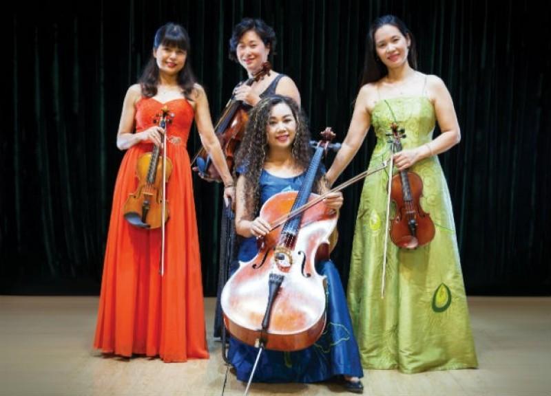 """Đêm nhạc cổ điển của """"Hoa Sen Việt Nam"""""""