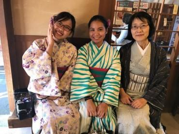 Ấn tượng về Nhật Bản của các thành viên Việt Nam trong SSEAYP 43