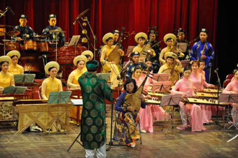 6 thập kỷ Học viện Âm nhạc Quốc gia Việt Nam