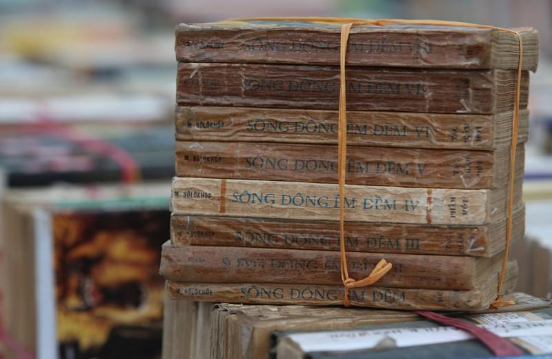 Đại hội Sách cũ Hà Nội lần 5 tại Hoàng Thành Thăng Long