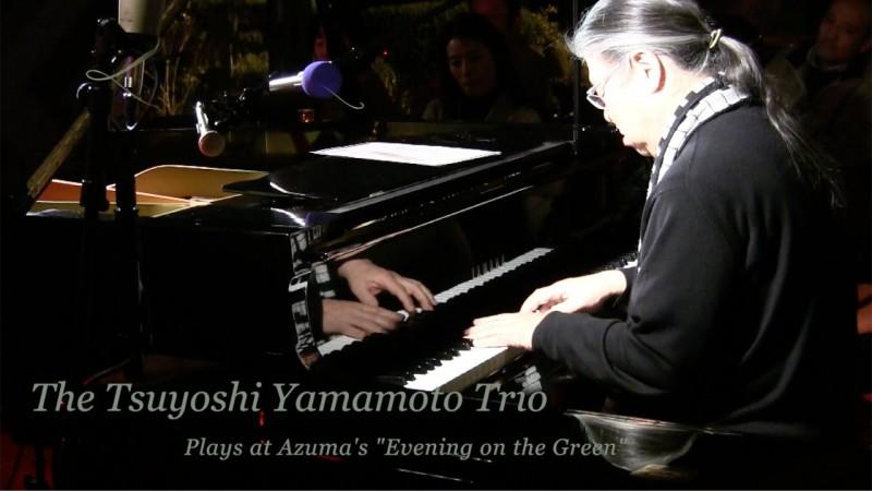 Huyền thoại nhạc jazz Tsuyoshi Yamamoto trình diễn ở Hà Nội