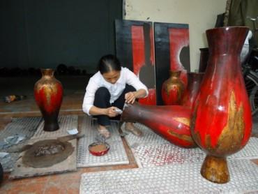 Hà Nội phối hợp xây dựng Hồ sơ đa quốc gia Nghệ thuật Sơn mài trình UNESCO