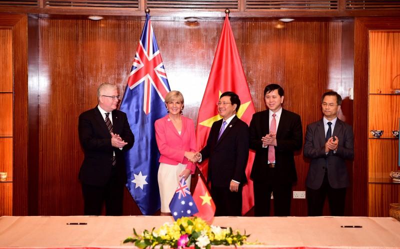 Australia hỗ trợ 586 tỉ đồng tăng năng lực kinh tế cho phụ nữ ở Việt Nam