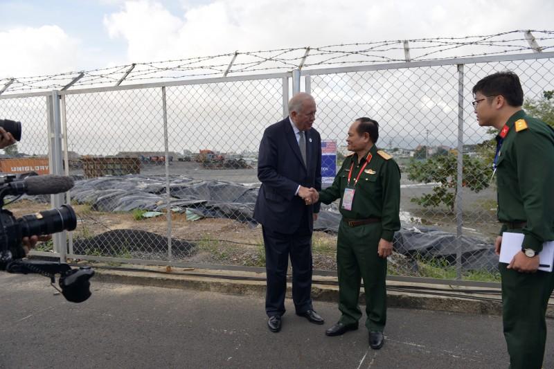 Sau dự án ở Đà Nẵng, Hoa Kỳ tiếp tục hỗ trợ xử lý dioxin ở sân bay Biên Hòa