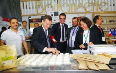 """Pháp: Quốc gia khách mời danh dự của """"Vietnam FoodExpo 2017"""""""