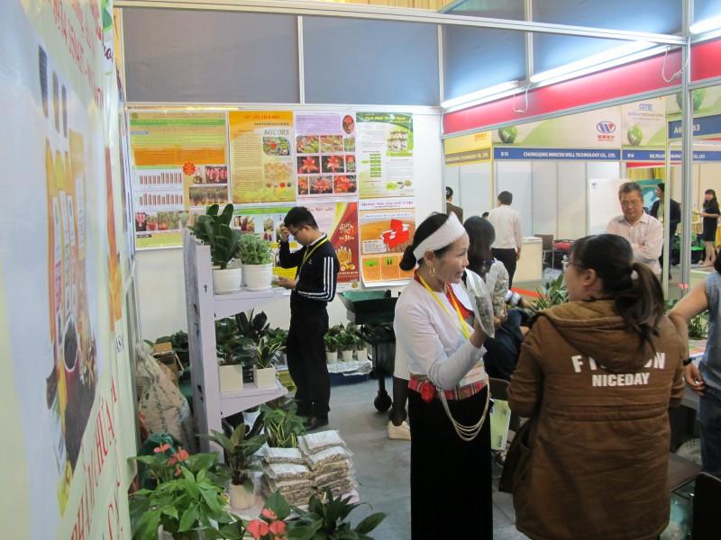 growtech vietnam 2017 cau noi cho nha khoa hoc doanh nghiep va nong dan