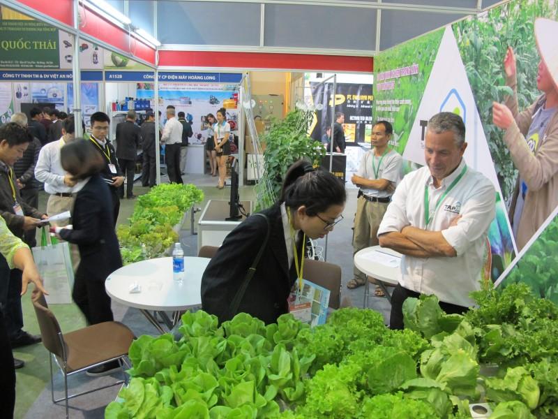 GROWTECH Vietnam 2017 - cầu nối cho nhà khoa học, doanh nghiệp và nông dân