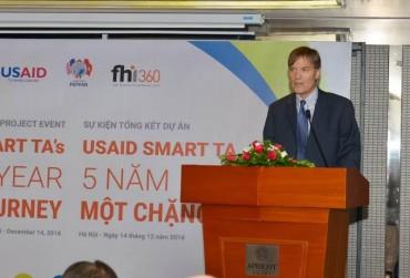 Hợp tác Hoa Kỳ - Việt Nam duy trì bền vững hoạt động phòng, chống HIV