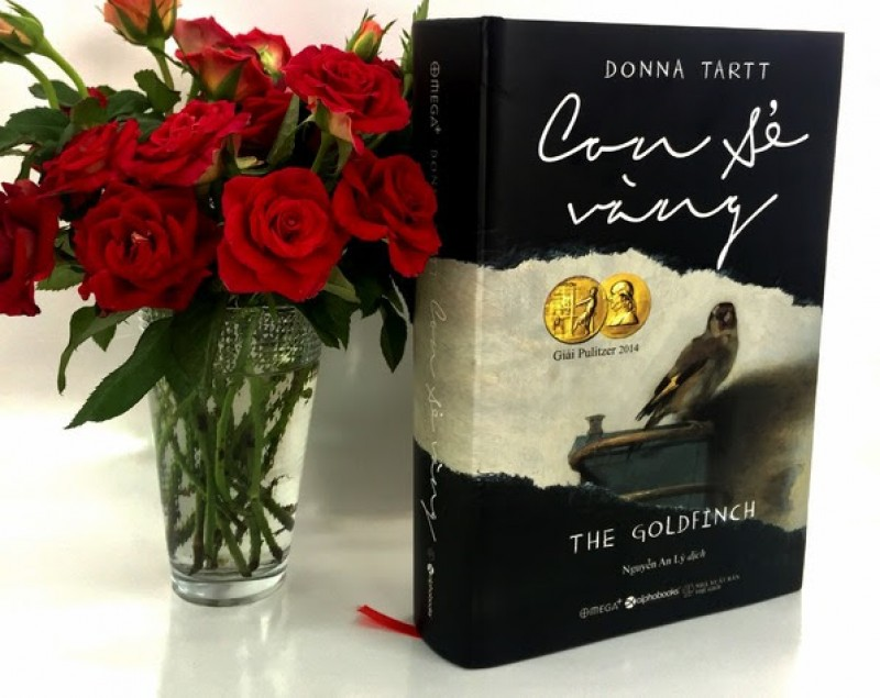 """Ra mắt """"Con sẻ vàng"""" - cuốn tiểu thuyết đoạt Giải Pulitzer 2014"""