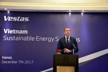 """Đan Mạch chia sẻ kinh nghiệm về """"Đầu tư và lợi nhuận từ năng lượng gió"""""""
