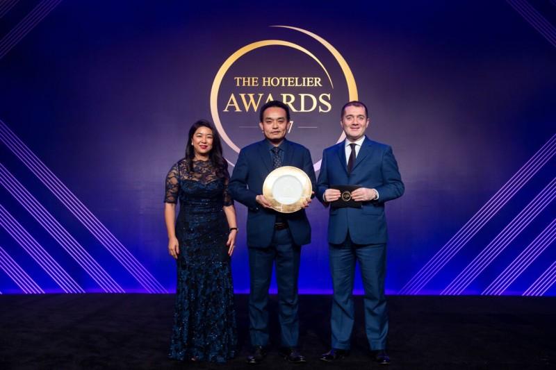 """Đầu bếp Hà Nội được vinh danh """"Đầu bếp xuất sắc nhất Châu Á năm 2017"""""""