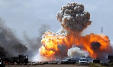 Đánh bom ở một trường cảnh sát Iraq, gần 30 người thương vong