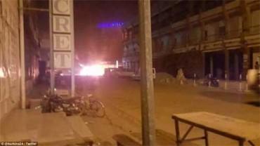 Khủng bố tấn công khách sạn có nhiều người ngoại quốc