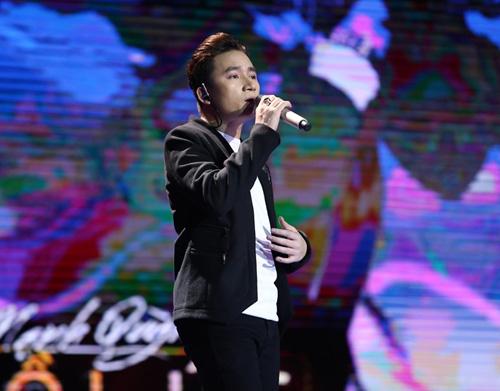 Ưng Đại Vệ bị loại, Phan Mạnh Quỳnh tiến thẳng chung kết Sing my song