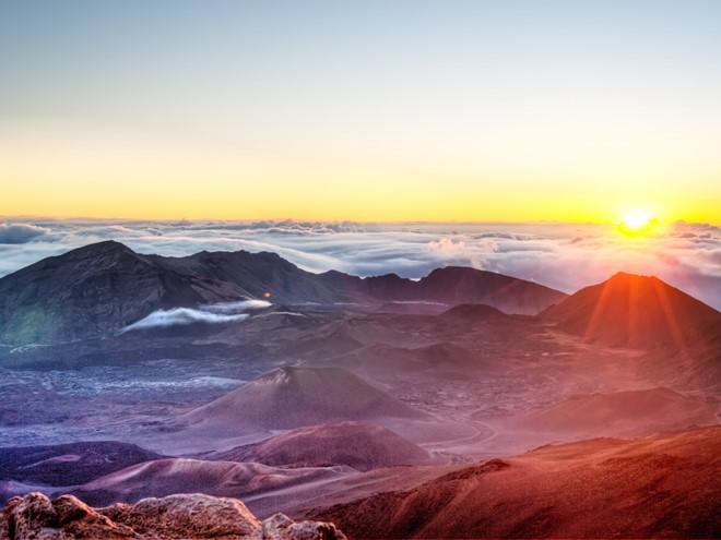 Những nơi ngắm bình minh tuyệt nhất thế gian