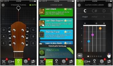 Những ứng dụng tốt nhất dành cho tín đồ mê nhạc