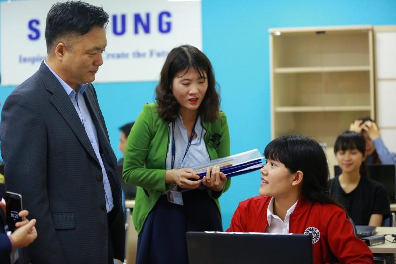 Samsung đầu tư phát triển nguồn nhân lực chất lượng cao