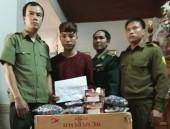 Quảng Trị: Bắt giữ đối tượng tàng trữ trái phép gần 2.000 viên pháo