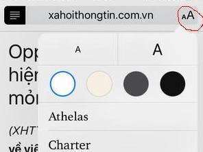 Hướng dẫn bật tính năng ẩn cực hữu ích trong Safari của iPhone