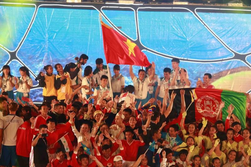 Thể thao Việt Nam vươn mình ra biển lớn