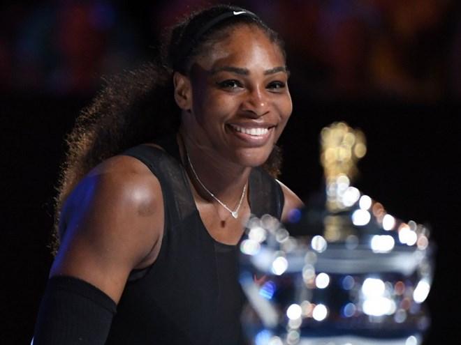 Serena chính thức trở thành tay vợt vĩ đại nhất kỷ nguyên mở