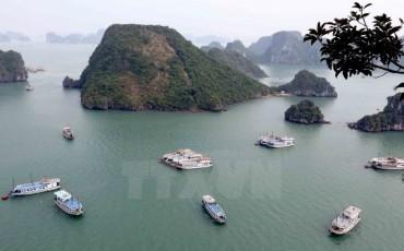 Vịnh Hạ Long - di sản thiên nhiên của thế giới