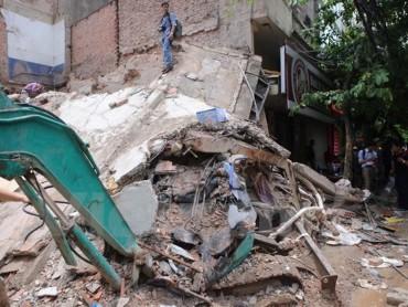Hà Nội: Gia đình đào móng làm sập nhà 43 Cửa Bắc được miễn truy tố hình sự