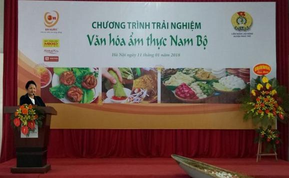 Trải nghiệm văn hóa ẩm thực Nam bộ trên đất Bắc