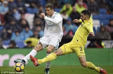 Hàng công vô duyên, Real Madrid 'trắng tay' trên sân nhà