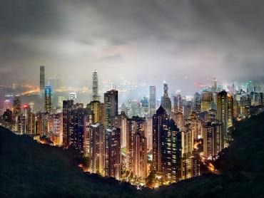 Thành phố ánh sáng: Những cảnh đẹp thế giới về đêm