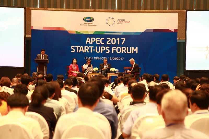 Diễn đàn khởi nghiệp APEC 2017: Thích ứng để nắm bắt thời cơ