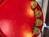 Lừa bán trang sức vàng giả chiếm đoạt tiền của nhiều cửa hàng