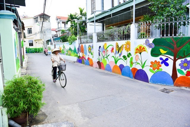 Liên minh Công - Nông: Chung sức xây dựng nông thôn mới