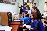 Tuổi trẻ quận Hà Đông: Xung kích tham gia cải cách hành chính