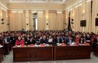 Trực tuyến hình ảnh Hội nghị Tổng kết phong trào CNVCLĐ và hoạt động Công đoàn Thủ đô năm 2018