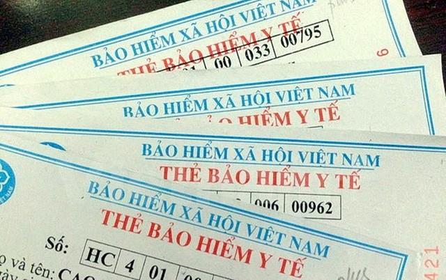 BHXH Việt Nam: Hướng dẫn việc cấp, đổi thẻ BHYT