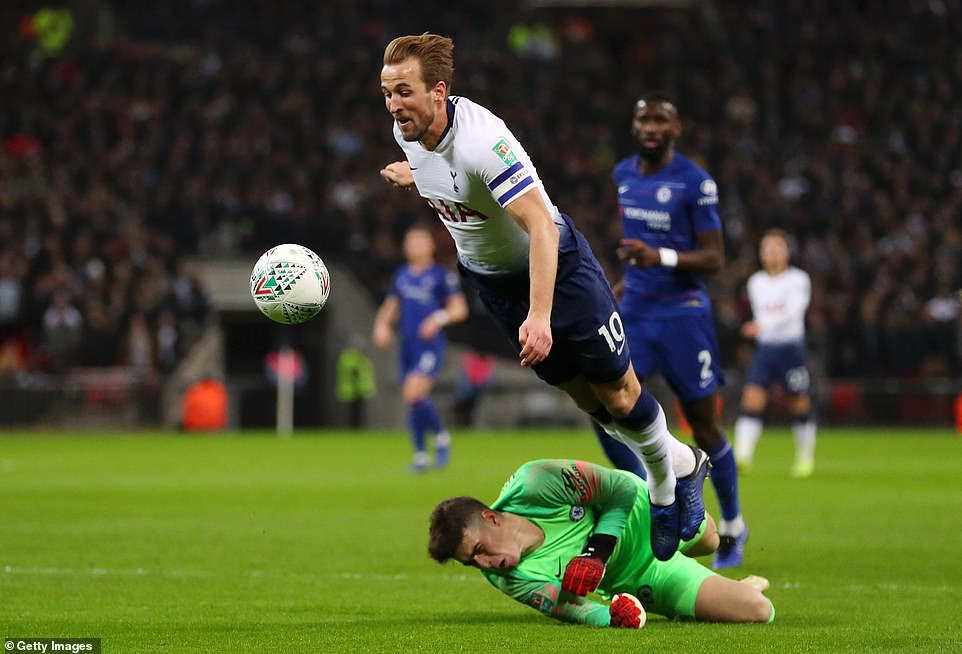 Tottenham 1-0 Chelsea: Lại là Harry Kane