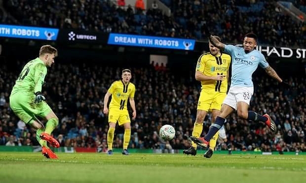 Man City 9-0 Burton Albion: Đêm kinh hoàng tại Etihad
