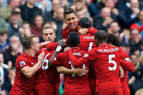 Brighton 0-1 Liverpool: Tái lập khoảng cách