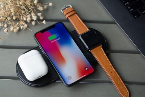 Apple đã bắt đầu sản xuất sạc không dây AirPower và sẽ tung ra thị trường trong năm nay