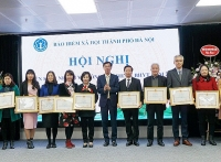 BHXH TP Hà Nội: Vì sự hài lòng của người dân và doanh nghiệp