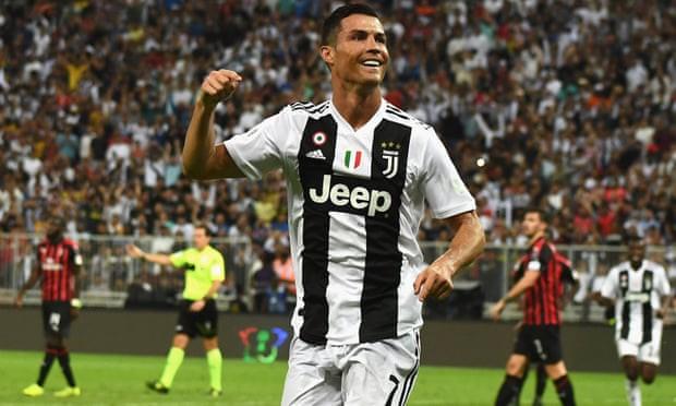 Juventus 1-0 Milan: Lần đầu cho C.Ronaldo