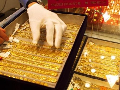 Giá vàng hôm nay 19/1/2019: Vàng SJC bất ngờ giảm mạnh 60.000 đồng/lượng