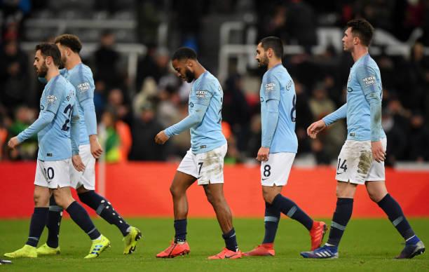 Newcastle 2-1 Man City: Thất bại bất ngờ